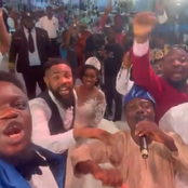 VIDEO: See What OAU Students Did At Woli Arole's Wedding That Made Him Jokingly Blast Other Schools