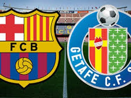 Getafe vs Barcelona:- Prediction, Preview, Team News and More