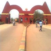 Student harass Auchi Poly lecturer for allegedly collecting her booklet in an examination
