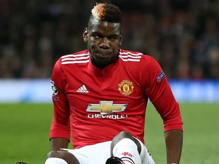 The troubles of Paul Pogba.