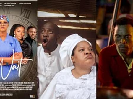 Check Out These 5 Nollywood Movies Coming To Cinemas This Month
