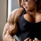 These females took bodybuilding personal