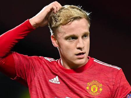 Manchester United To Offer Donny Van De Beek in Exchange of This Juventus Star