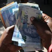 SRD R350 grant ; Expect this amount as AUGUST payment