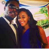 10 times Kwaw kese (Abodam) and his gorgeous wife were spotted having fun