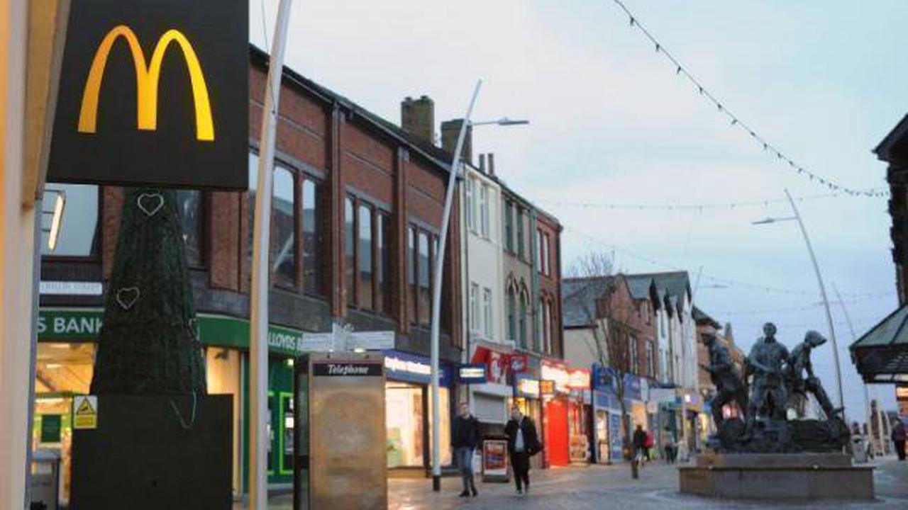 Hygiene ratings of fast food restaurants in Barrow revealed