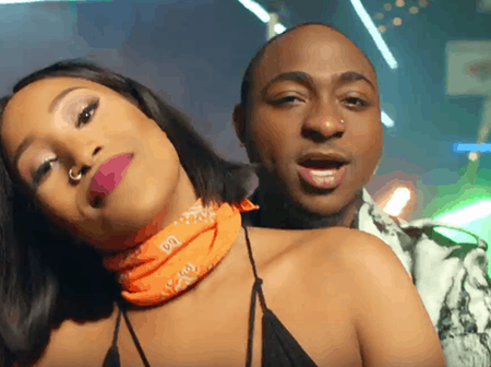 Meet Nqobile Danseur, The Woman Who Was Featured on Davido's