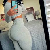 (Opinion): When Women Look This Good, It Just Proves That Leggings Will Never Go Out Of Fashion.
