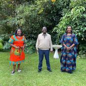 Nairobi County Deputy Governor Visits Former PM Raila Odinga With an Expensive Gift(Photos)