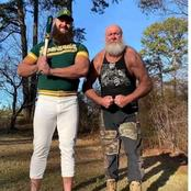 What You might know about Braun Strowman's Father (Photos)
