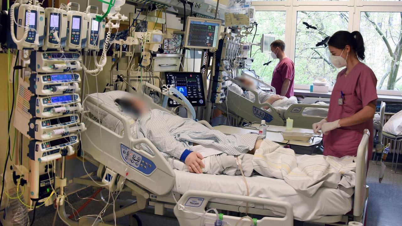 Studie: Jeder Vierte sehr schwer an Corona-Erkrankte leidet unter posttraumatischer Belastungsstörung