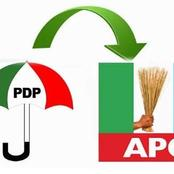 Another Two Top Politician Decamp From PDP To APC