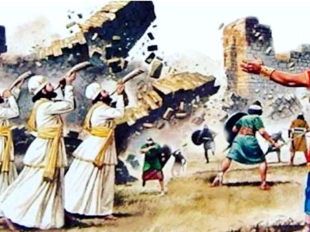 Say These Prayers This Morning To Pull Down Every Wall Of Jericho In Your Life