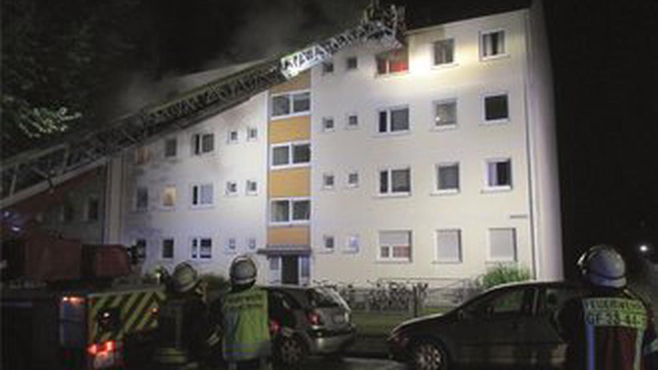 80.000 Euro Schaden nach Küchenbrand - Heidekreis