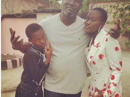 Six months after the death of Late Bernard Nyarko :See the photos of his two daughters.
