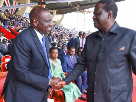 'Ruto Is Not Going Back To Hague' ODM MP Slams Bensouda's Move Against Ruto