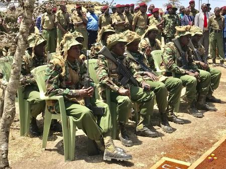 Did you Know That you can Join Kenya Police Through the NYS?