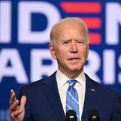 US President-elect Joe Biden Injured