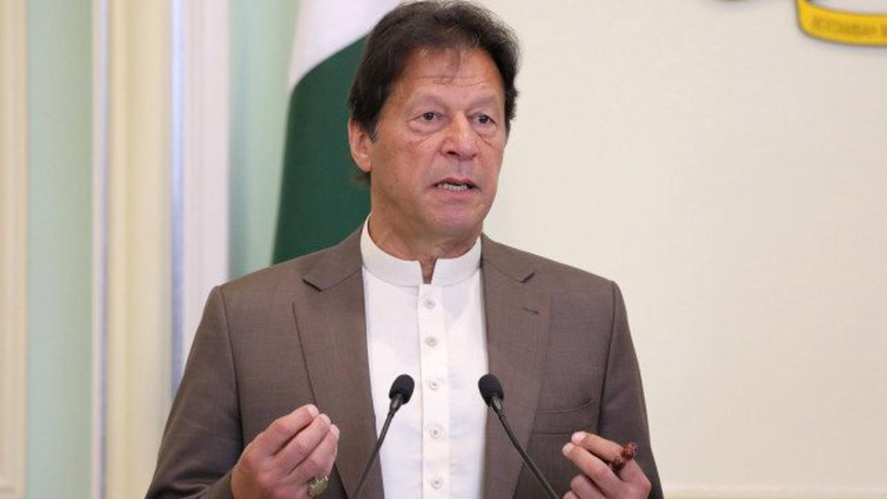 Pakistan's Prime Minister blames rise in rape cases on how women dress