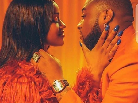 2 Years After Davido Sang Assurance For Chioma, See What Have Become Of The 2 Lovers (Photos)