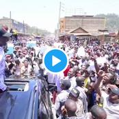 The Hustler 'Spokesman' Dennis Itumbi Mocks Kieleweke MP After His Constituents Did This To DP Ruto