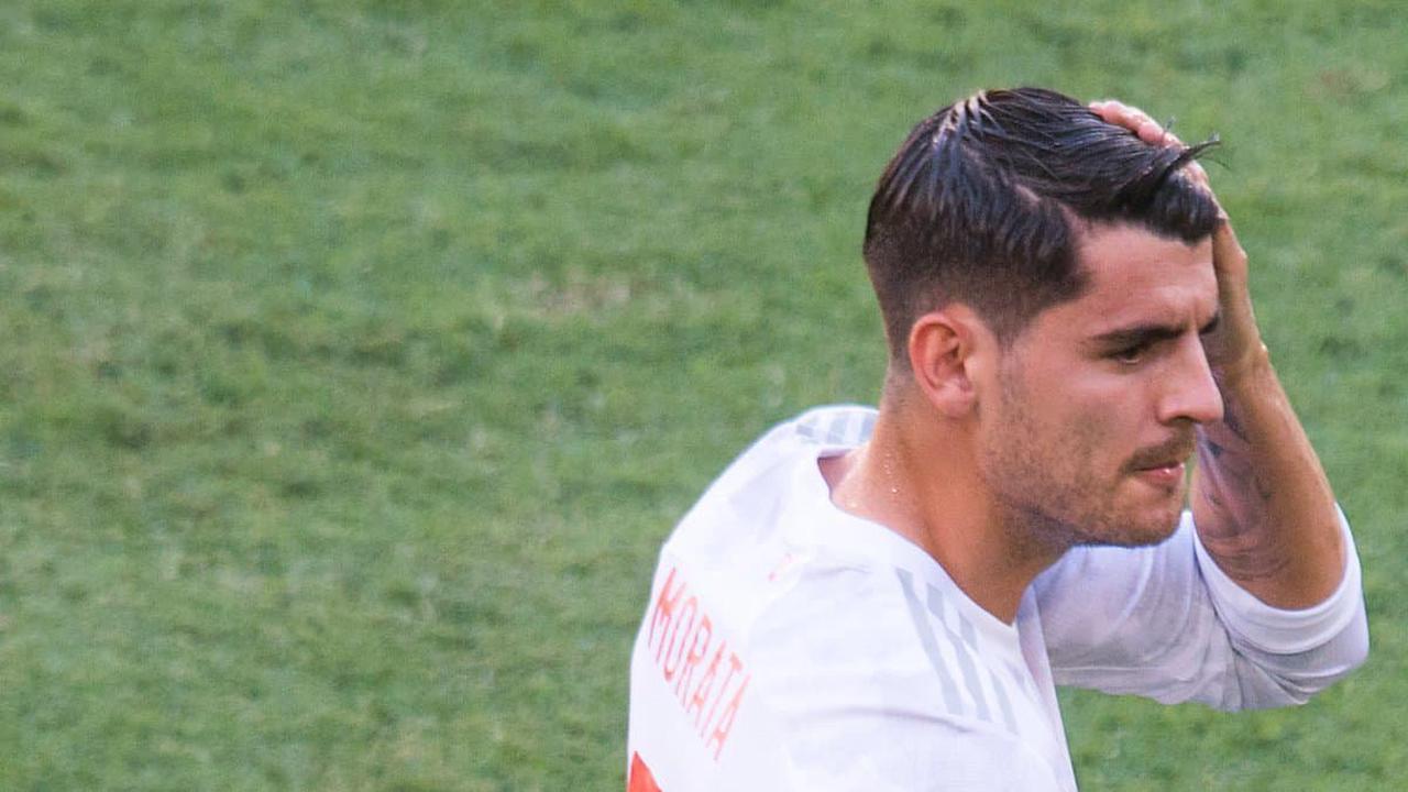 Espagne: les horribles menaces reçues par Morata
