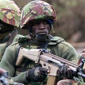 Apewe Kazi! Kenyans React As A Man Is Locked Out From Joining KDF Because He is Past Recruitment Age