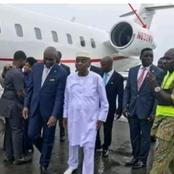 Here is the true meaning of 633 written on all Bishop Oyedepo's Plane.