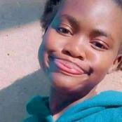 RIP | Beautiful pictures of Lufuno Mavhunga.