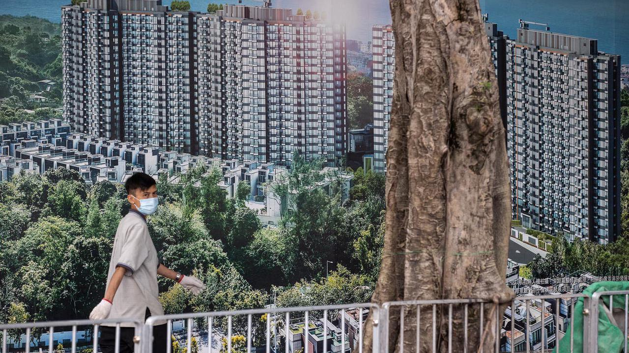 So viele Schulden wie Griechenland: Dem chinesischen Immobilienmarkt droht der Kollaps