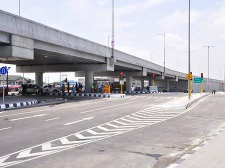 Ajah Under Bridge Becomes a Lion Den For Passersby As Hoodlums Robbed Them On Gun Point
