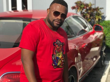 If You Think Nollywood Actor Okon Is Not Handsome, Then You Need To See These Photos