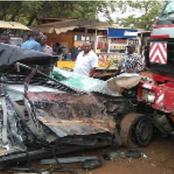 Sad News: 771 Ghanaians reported dead in fetal road accidents - MTTD