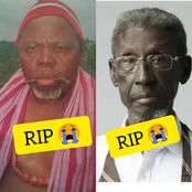 RIP: Nollywood Industry Has Lost 10 Stars In 2021 (See Photos)