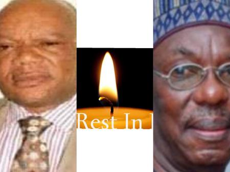 Sad: Two prominent Nigerian politicians are dead, see the cause of thier death