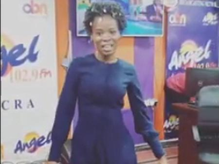 Ohemaa Woyeje flaunts adorable pictures of her family on social media