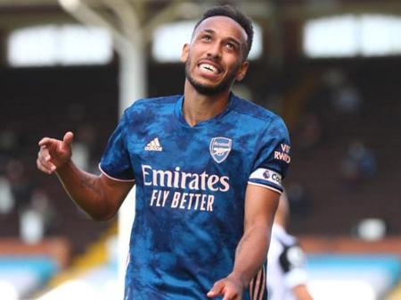 Arsenal: Aubameyang condamné à une amende pour avoir été en retard
