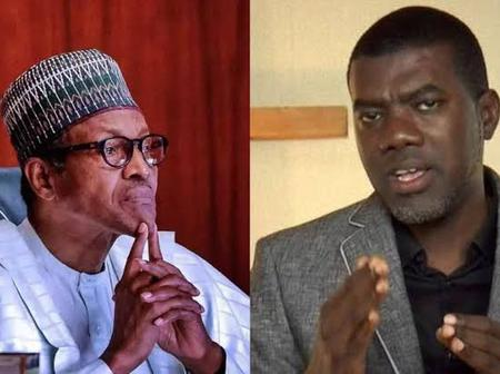 ''On March 10, 2010, Buhari Called For Yar'adua To Be Removed From Office'', Reno Omokri