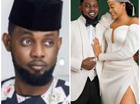 AY Comedian Flaunts His Pretty Wife, Mabel, Says