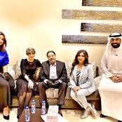 لن تُصدق جمالهم.. ابنة الفنان يوسف شعبان من زوجته الكويتية.. وهذه صورة ابنته من شقيقة الملك فاروق