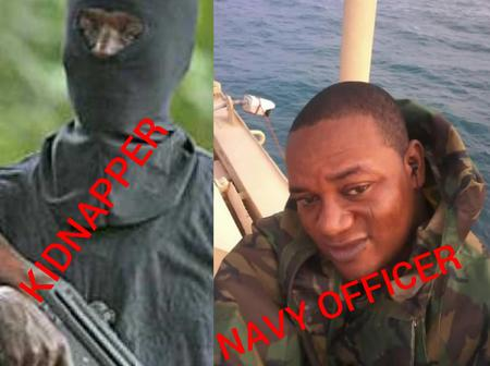 After Navy Officer Was Kidnapped And Abandoned In Forest, Read What He Did To Regain Freedom Now