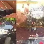 See Pictures Of People Buried With Their Properties Like Cars, Jewelries