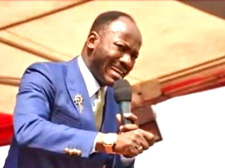 Apostle Johnson Suleman Releases Another Powerful Prophecy