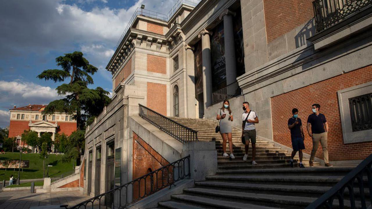 Spanish museum in embarrassing climbdown over Goya painting