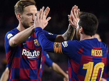 I Have Won A Trophy You'll Never Win–Ivan Rakitic Said To GOAT Lionel Messi