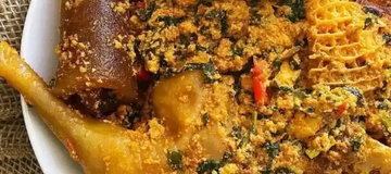 How to Gain Weight in Nigeria: List of Nigerian Foods with High Calories