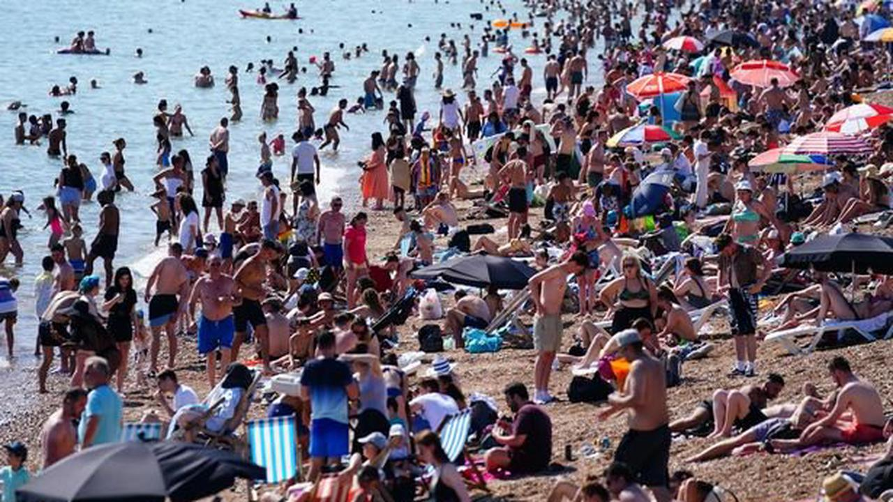 Met Office issue exact date for August heatwave