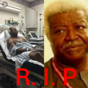 Checkout More Photos Of The Veteran Nollywood Actor That Died Today