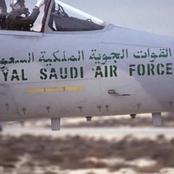معركة في سماء السعودية.. الدفاع الجوي السعودي يشتبك مع طائرات بدون طيار حوثية مفخخة