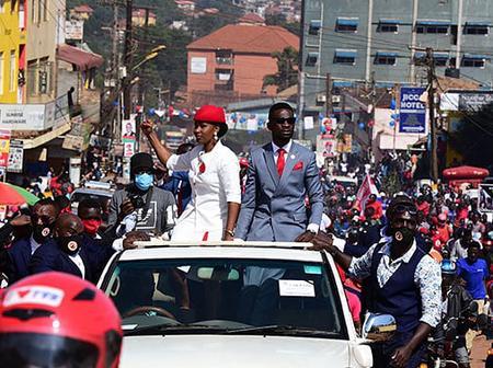Mbalula, Maimane Clash Over Uganda's Elections
